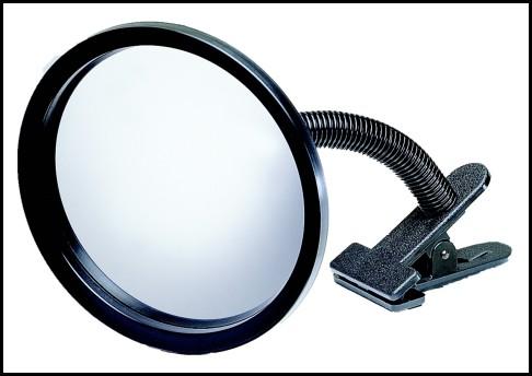 Portable Clip On Convex Mirror Security And Surveillance